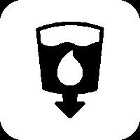 Icono ODS6: Asegurar la disponibilidad y la gestión sostenible del agua y el saneamiento para todas las personas