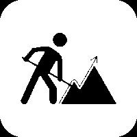 Icono ODS8: Promover el crecimiento económico sostenido, inclusivo y sostenible; el empleo pleno y productivo y el trabajo decente para todas las personas